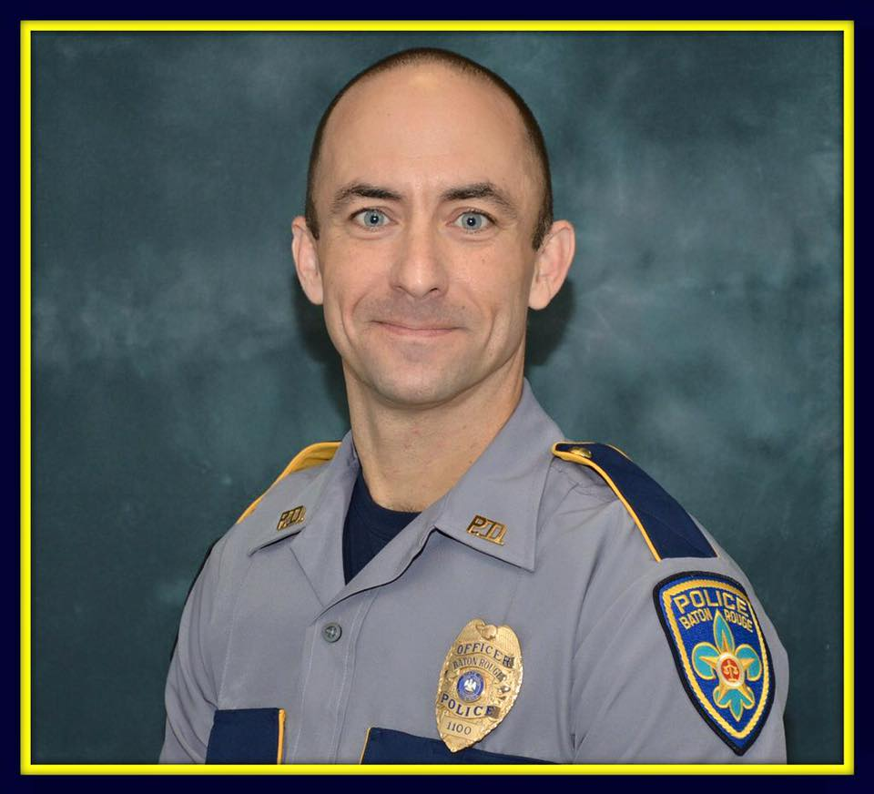 Police Officer Matthew Lane Gerald | Baton Rouge Police Department, Louisiana