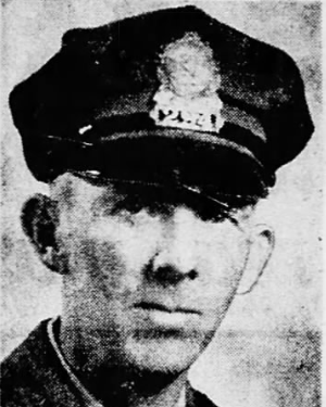 Trooper Albert Cecil Brokmyer | Illinois State Police, Illinois