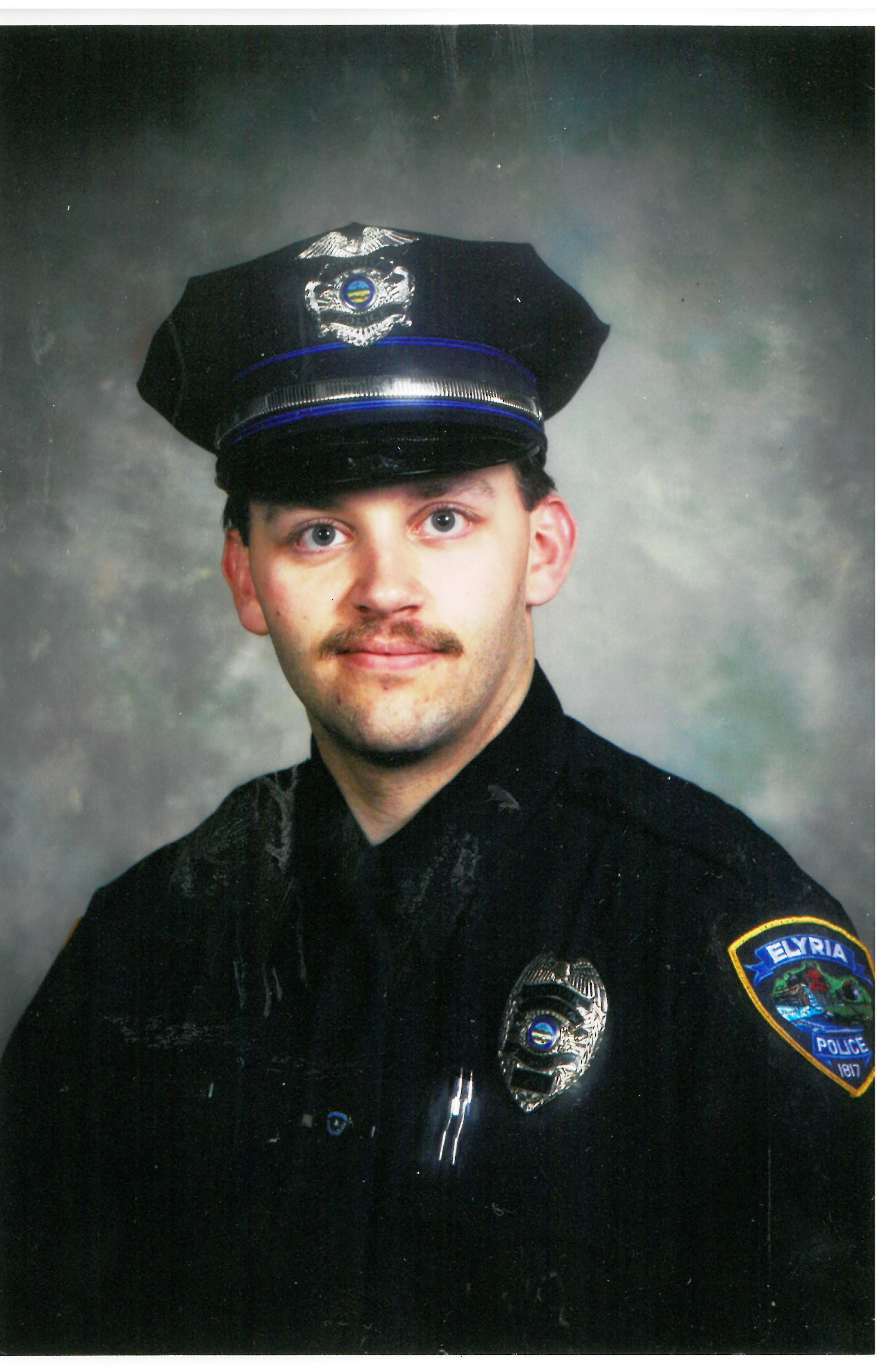 Patrolman Bradley Thomas Scott | Elyria Police Department, Ohio