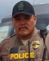 Senior Police Officer LeAnder Frank | Navajo Division of Public Safety, Tribal Police