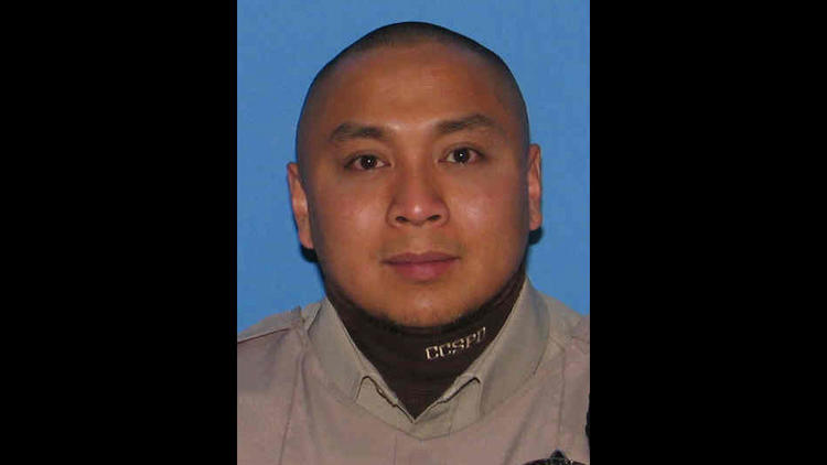 Patrol Officer Jason Gallero   Cook County Sheriff's Police Department, Illinois