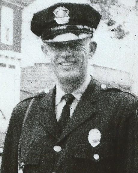 Patrolman Milan Barber | Minersville Borough Police Department, Pennsylvania