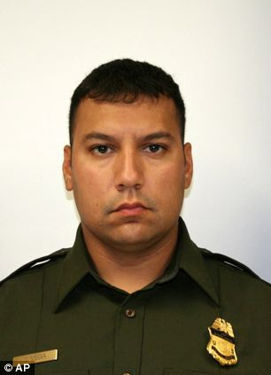 Border Patrol Agent Javier Vega, Jr. | United States Department of Homeland Security - Customs and Border Protection - United States Border Patrol, U.S. Government