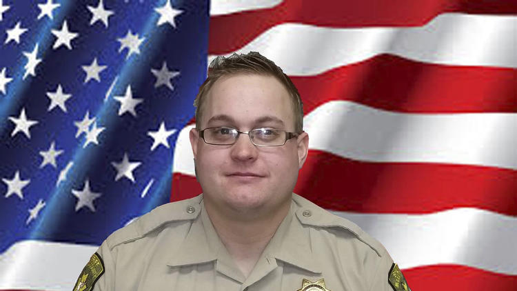 Deputy Sheriff Jack Lanceson Hopkins | Modoc County Sheriff's Office, California