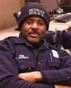 Police Officer Myron Anthony Jarrett | Detroit Police Department, Michigan