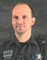 Deputy Sheriff Dan Thomas Glaze, Jr. | Rusk County Sheriff's Office, Wisconsin