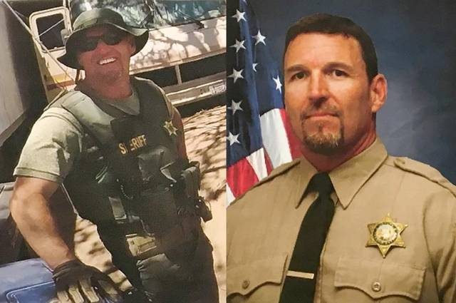 Sergeant Rod Barron Lucas | Fresno County Sheriff's Office, California