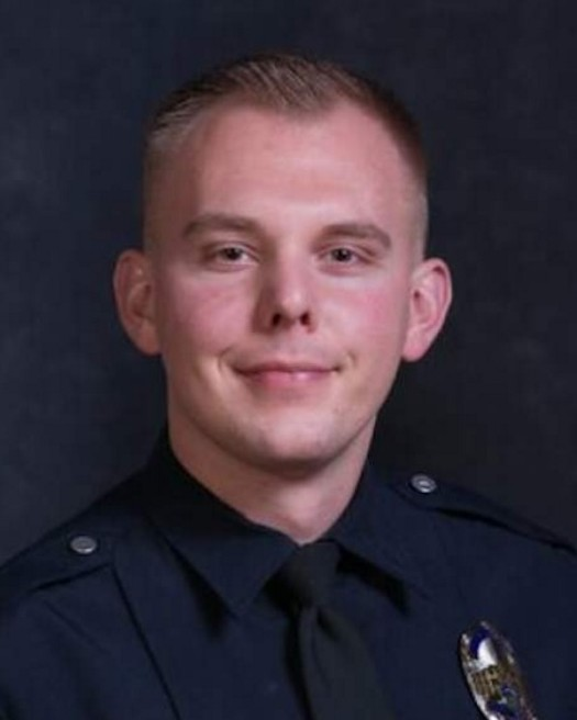 Police Officer Cody James Brotherson | West Valley City Police Department, Utah