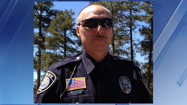 Police Officer Darrin Lee Reed | Show Low Police Department, Arizona