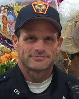 Patrolman Scott Leslie Bashioum | Canonsburg Borough Police Department, Pennsylvania