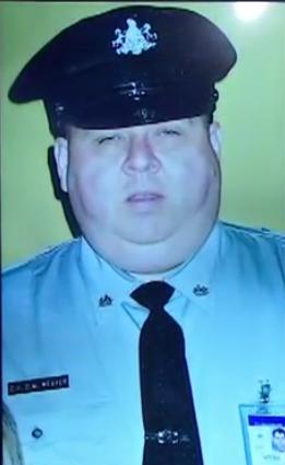 Corrections Officer I David Michael Weaver   Pennsylvania Department of Corrections, Pennsylvania