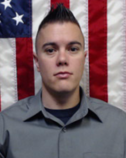 Deputy Sheriff Ryan Sean Thomas   Valencia County Sheriff's Office, New Mexico