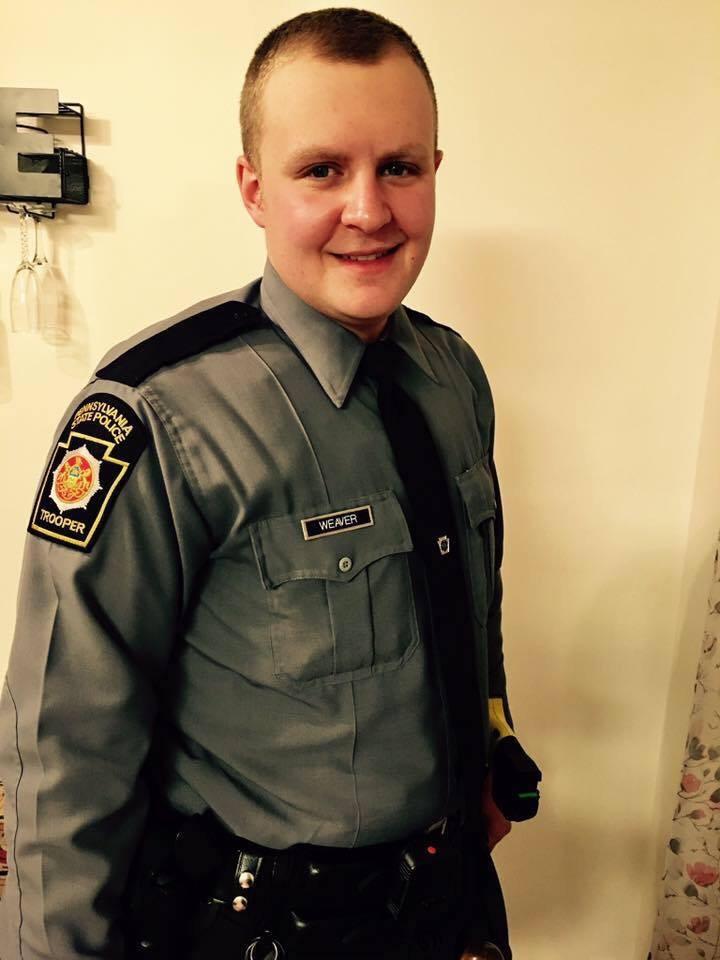 Trooper Landon Eugene Weaver | Pennsylvania State Police, Pennsylvania