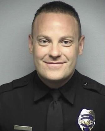 Detective Chad William Parque   North Las Vegas Police Department, Nevada