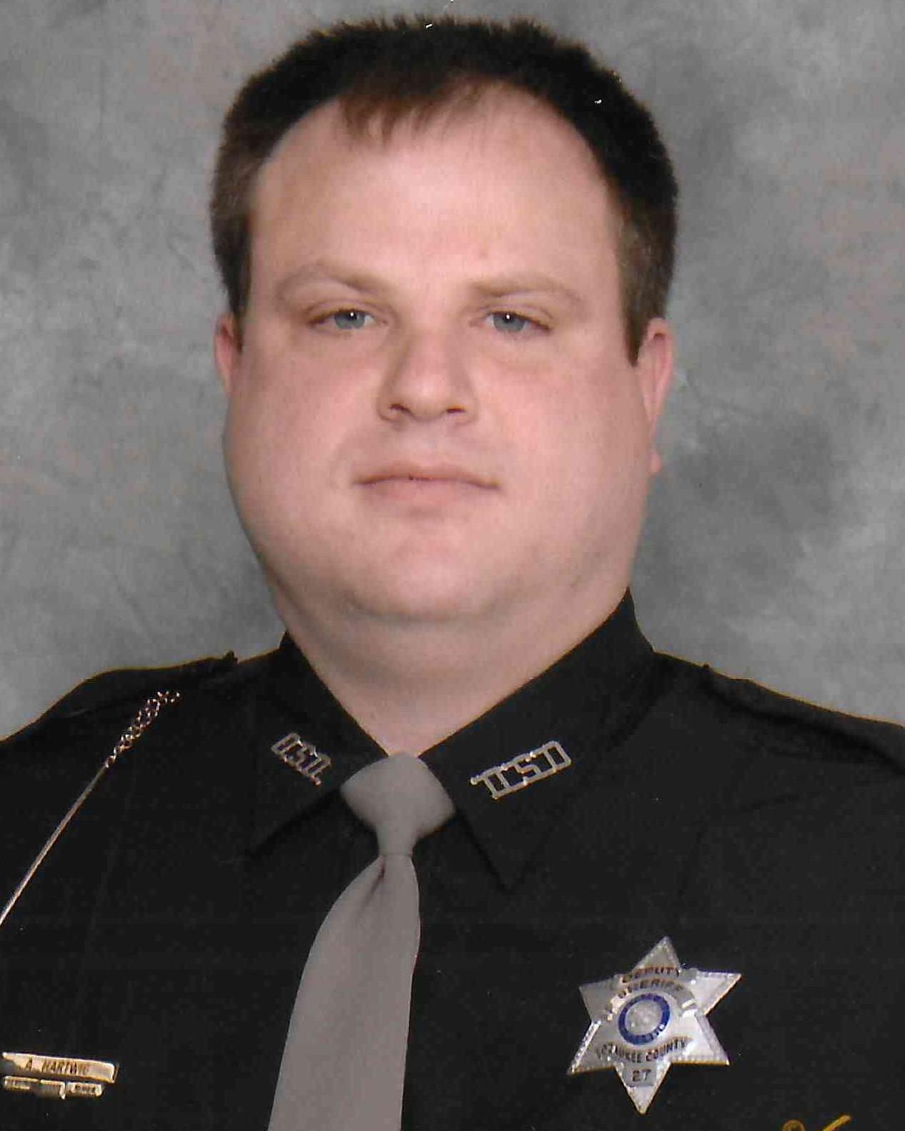 Deputy Sheriff Adam John Hartwig | Ozaukee County Sheriff's Office, Wisconsin