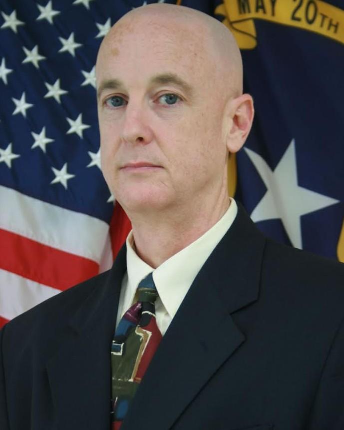 Major Jay R. Memmelaar, Jr. | Goldsboro Police Department, North Carolina