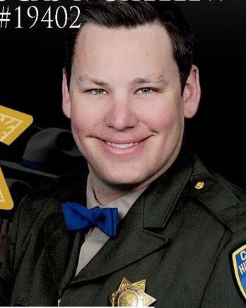 Officer Lucas Forrest Chellew | California Highway Patrol, California