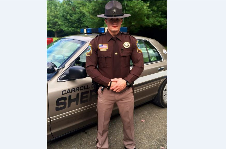 Deputy Sheriff Curtis Allen Bartlett | Carroll County Sheriff's Office, Virginia