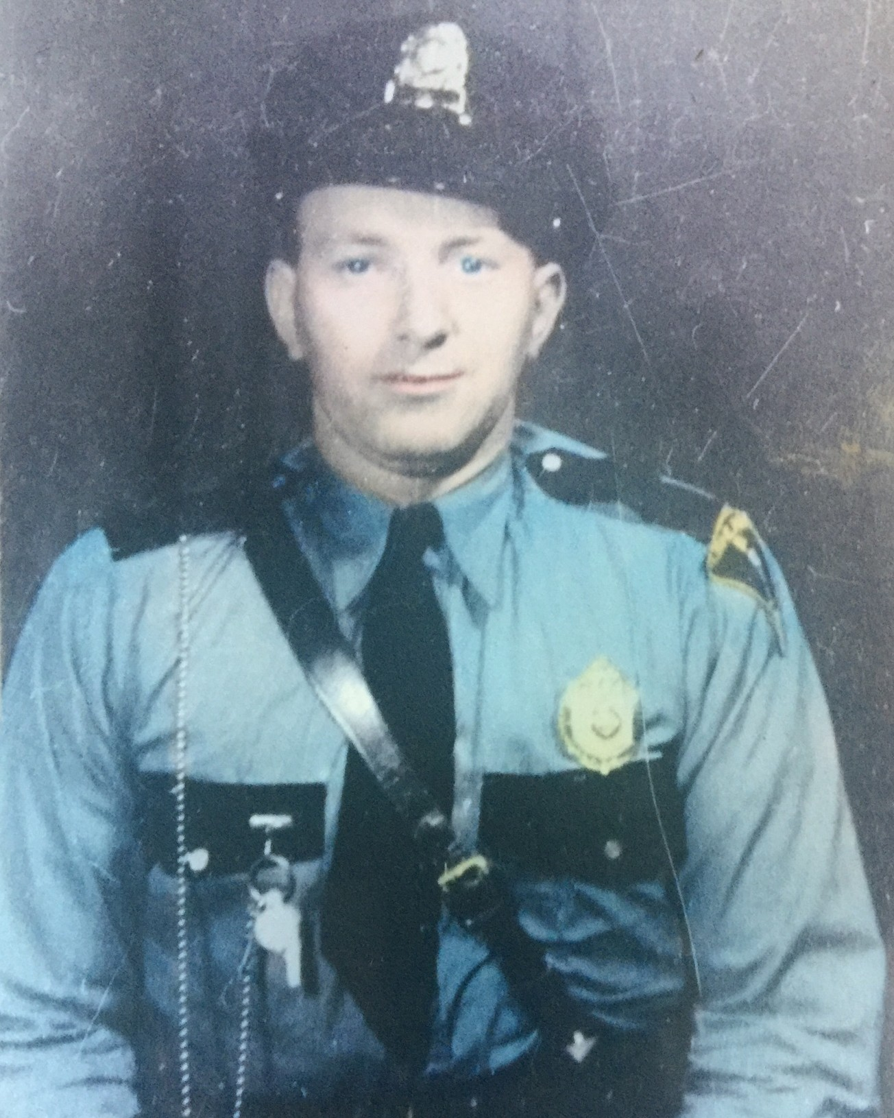 Patrolman Louis Duncan Phipps | Ashland Police Department, Massachusetts