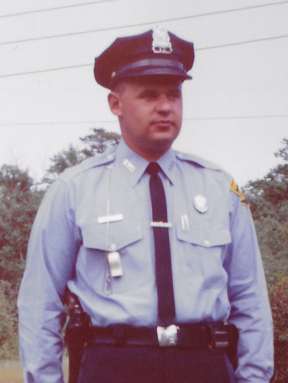 Patrol Officer Edward Thomas Richard Landers | Barnstable Police Department, Massachusetts