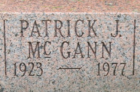 Lieutenant Patrick Joseph McGann, Jr. | Chicago Police Department, Illinois