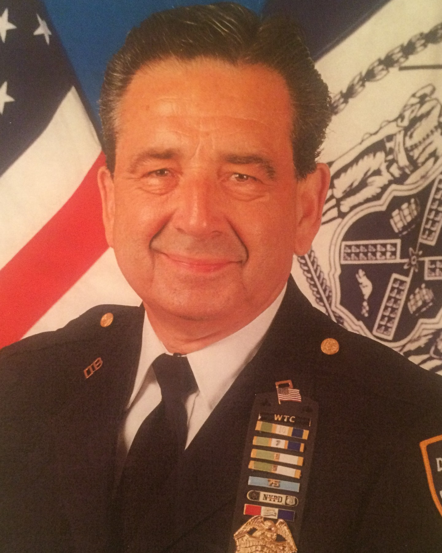 Sergeant Gerard Thomas Beyrodt | New York City Police Department, New York