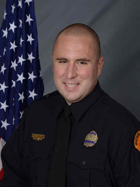 Police Officer Adam Dean Liddle | Waterloo Police Department, Iowa