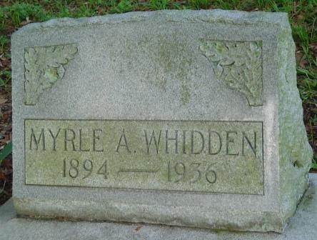 Constable Myrle Atacus Whidden | Polk County District Thirteen Constable's Office, Florida