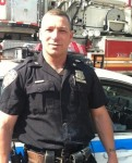 Police Officer Michael Hance | New York City Police Department, New York