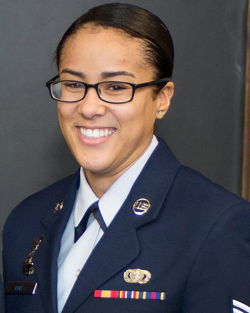 Senior Airman Kcey Elena Ruiz | United States Air Force Security Forces, U.S. Government