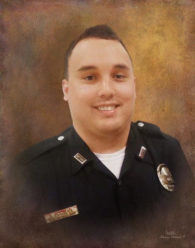 Police Officer Nicholas Aniceto Rodman | Louisville Metro Police Department, Kentucky