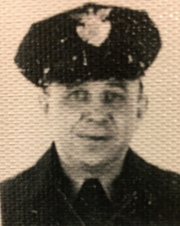 Squadman Edward B. Retzer | Superior Police Department, Wisconsin