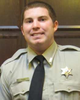 Deputy Sheriff Justin Levi Beard | Ouachita Parish Sheriff's Office, Louisiana