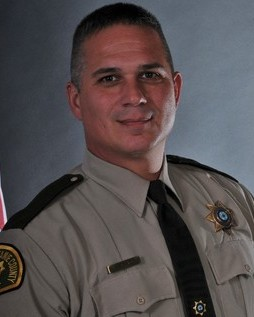 Deputy Sheriff Mark Jason Burbridge | Pottawattamie County Sheriff's Office, Iowa