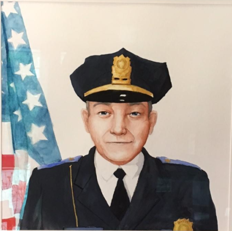 Sergeant Merle D. Niles | Bath Police Department, Maine