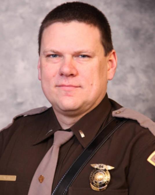 Lieutenant Donald Heath Meyer | Oklahoma Highway Patrol, Oklahoma