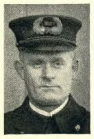 Inspector Clarence E. Karrick | Louisville and Nashville Railroad Police Department, Railroad Police