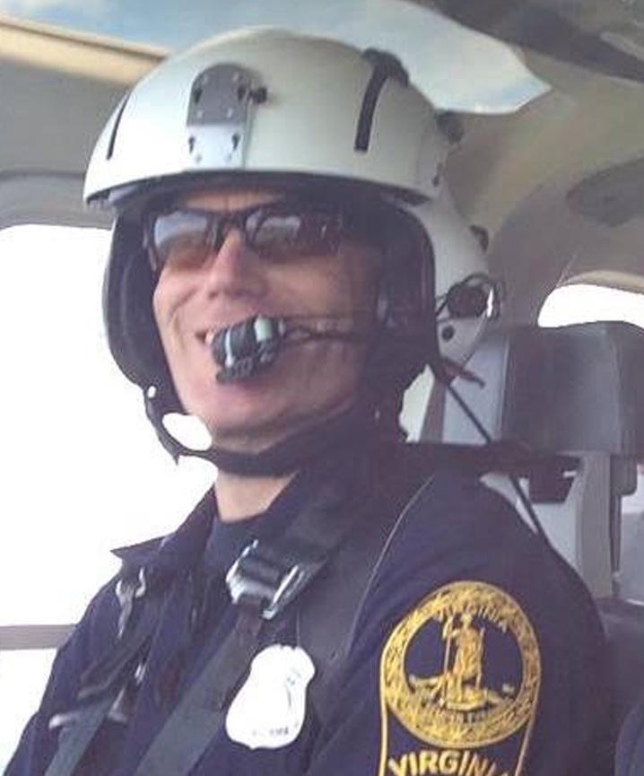 Lieutenant Pilot Henry John