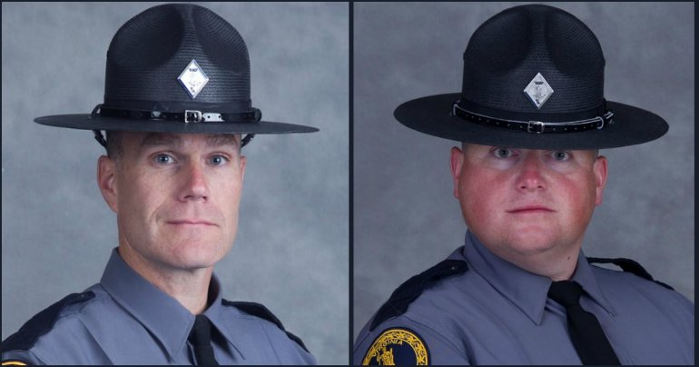 Trooper Pilot Berke Morgan Matthew Bates | Virginia State Police, Virginia