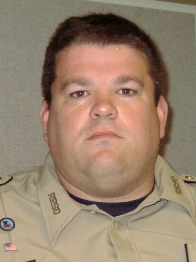 Corporal Robert Cleveland Johnson | Rapides Parish Sheriff's Office, Louisiana