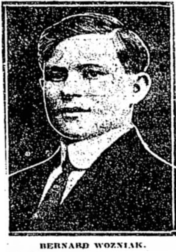 Railroad Detective Boleslaus J.
