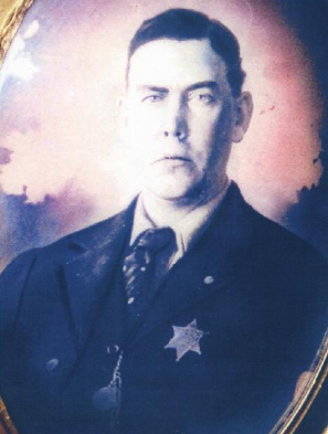 Night Marshal Sewell H. Burnett | Osceola Police Department, Arkansas