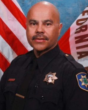 Police Officer Gerardo Andrade Silva | Redwood City Police Department, California