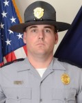 Trooper Daniel Keith Rebman, Jr.   South Carolina Highway Patrol, South Carolina