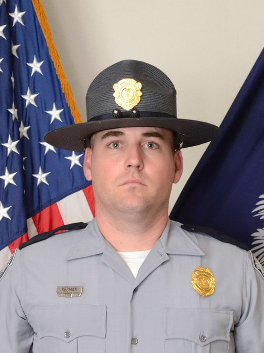 Trooper Daniel Keith Rebman, Jr. | South Carolina Highway Patrol, South Carolina