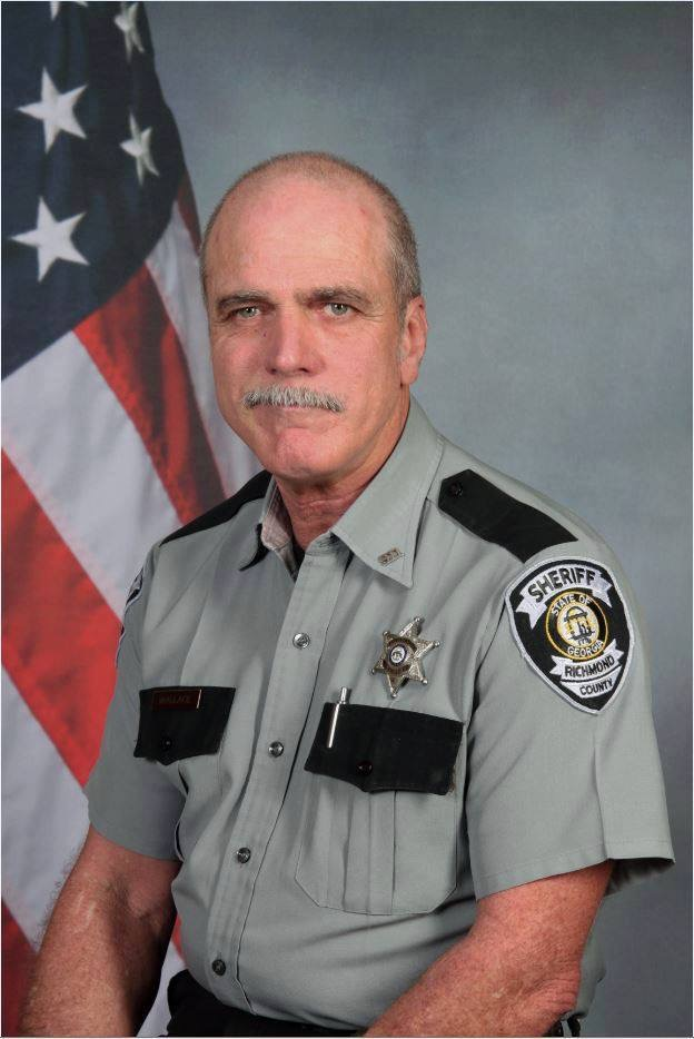 Deputy Jailer James Martin Wallace | Richmond County Sheriff's Office, Georgia