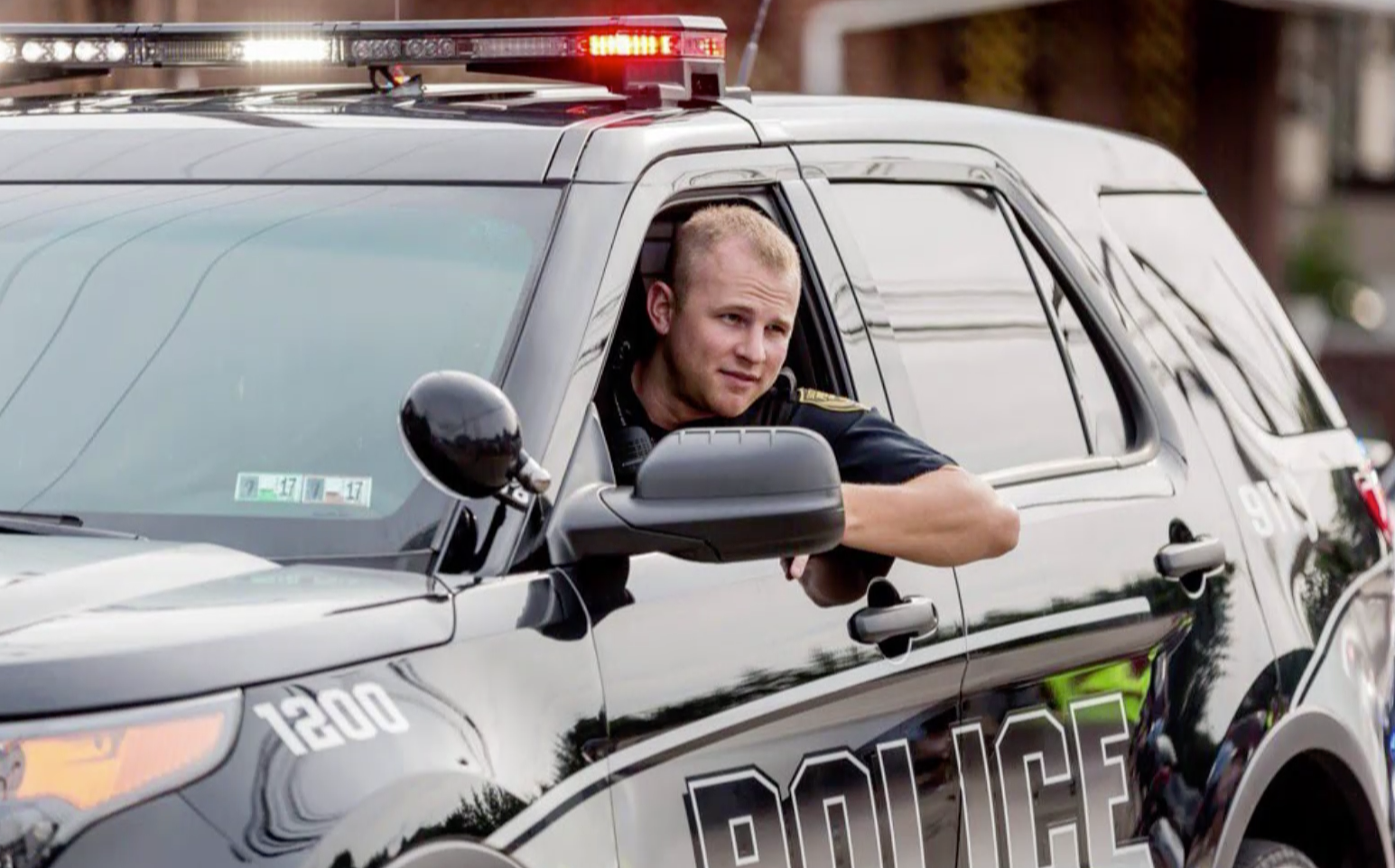 Police Officer Brian David Shaw | New Kensington Police Department, Pennsylvania