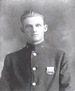 Patrolman George Dapping   New York City Police Department, New York