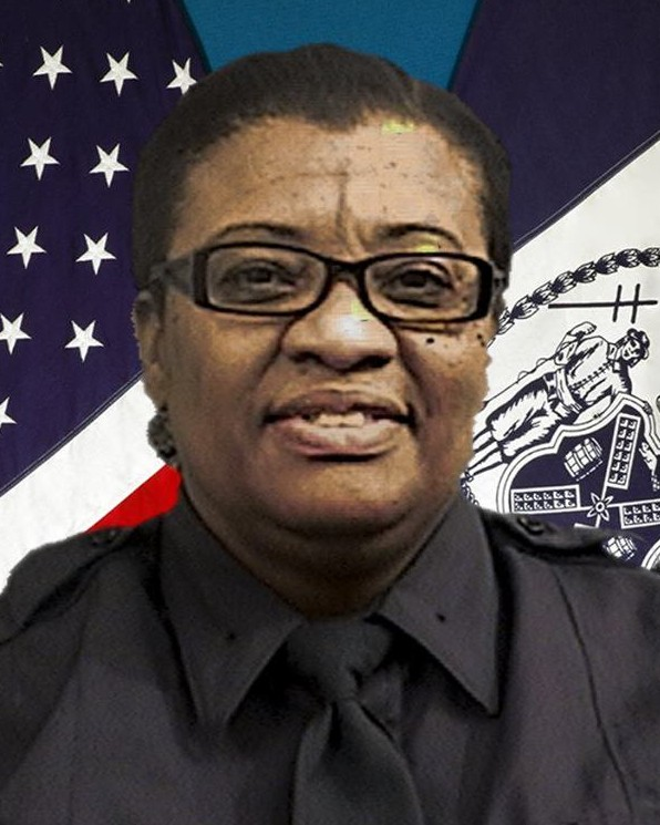 Detective Aslyn A. Beckles   New York City Police Department, New York