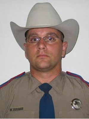 Trooper Damon Charles Allen
